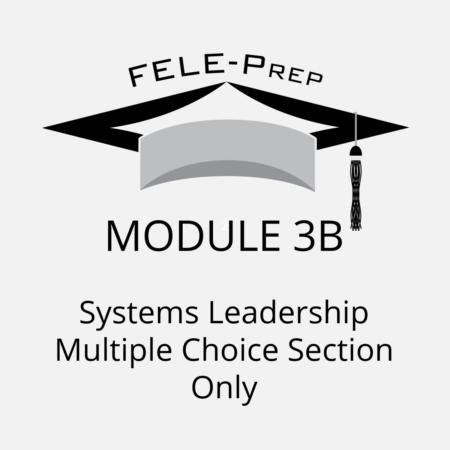 FELE Test Module 3B