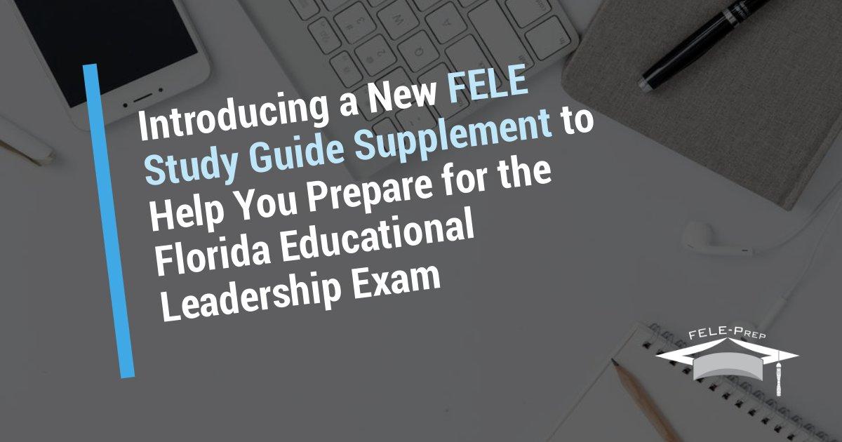 FELE Study Guide
