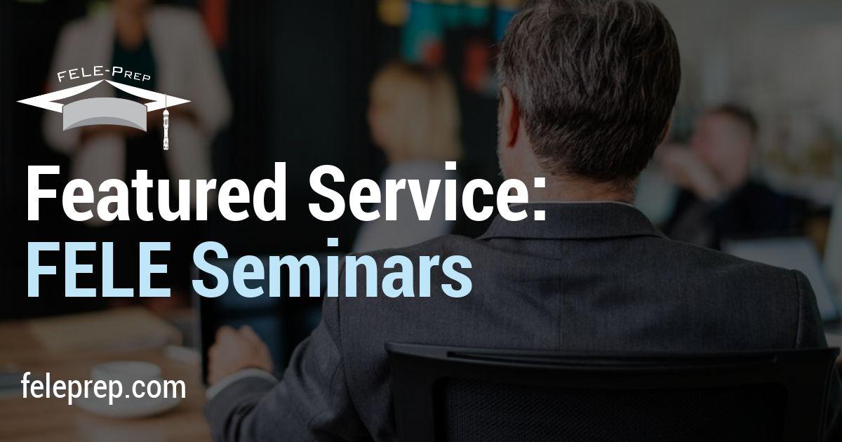 FELE Seminars