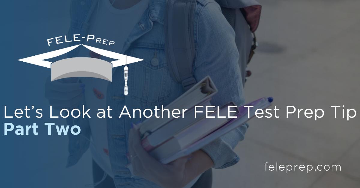 FELE exam study guide, FELE practice test, FELE written response