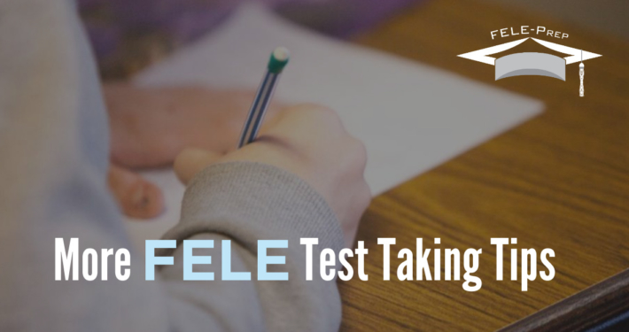 FELE exam study guide